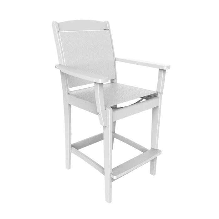Sister Bay Maywood Sling Bar Arm Chair (Sold in pairs)