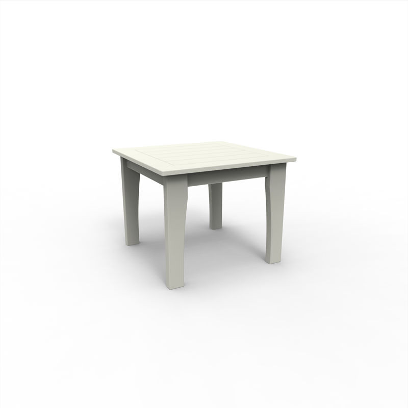 Sister Bay Maywood 25in Square End Table