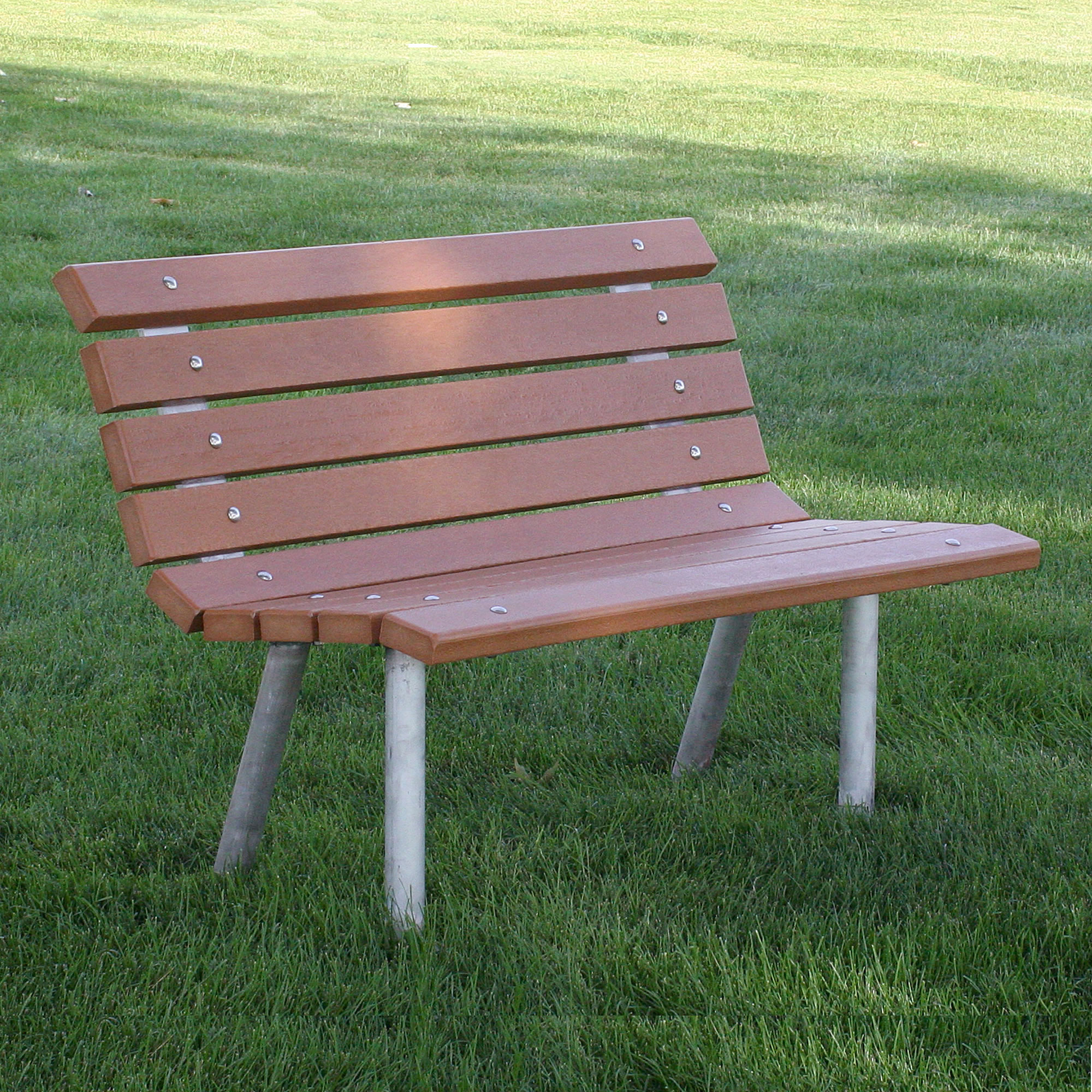 St Pete 4' Bench