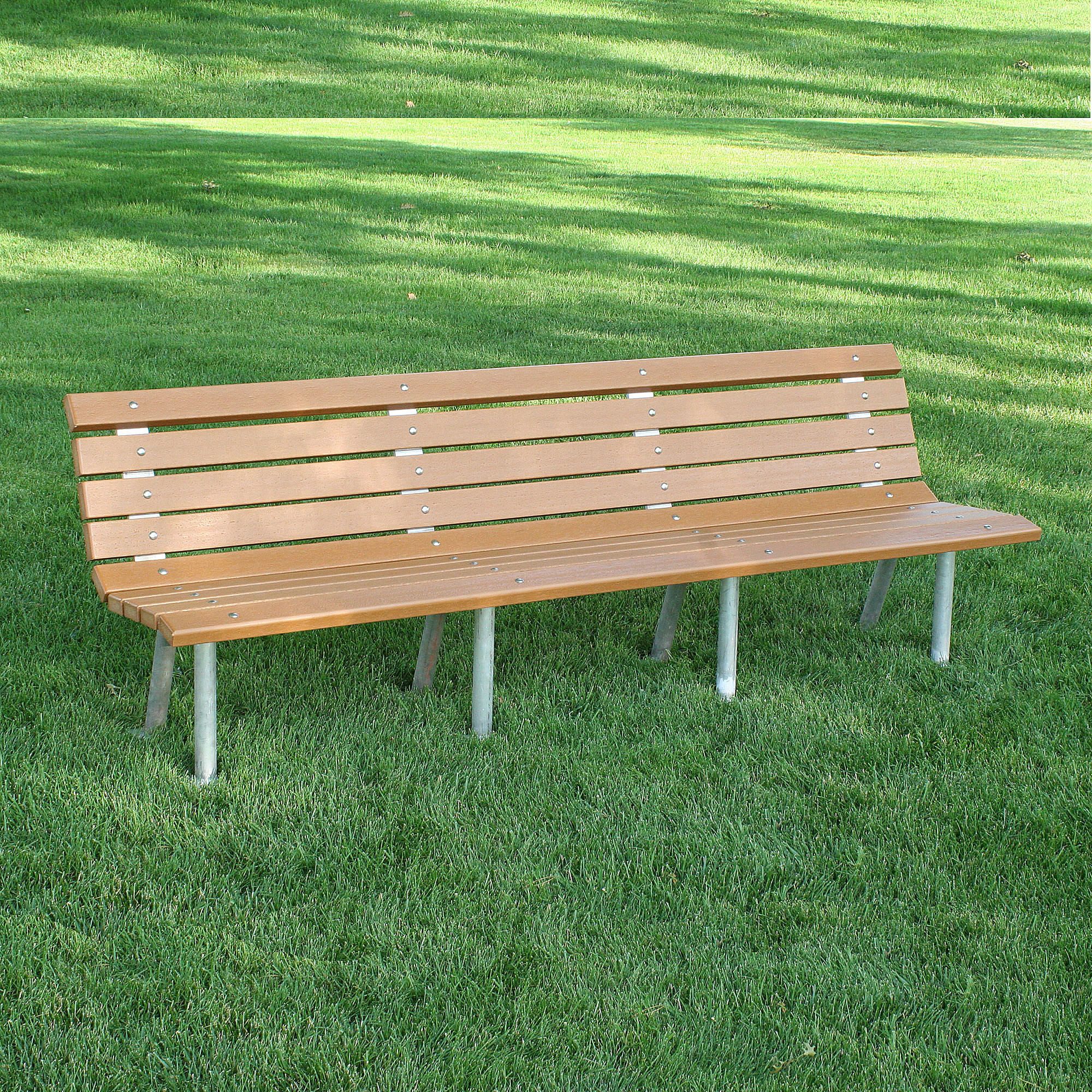 St Pete 8' Bench