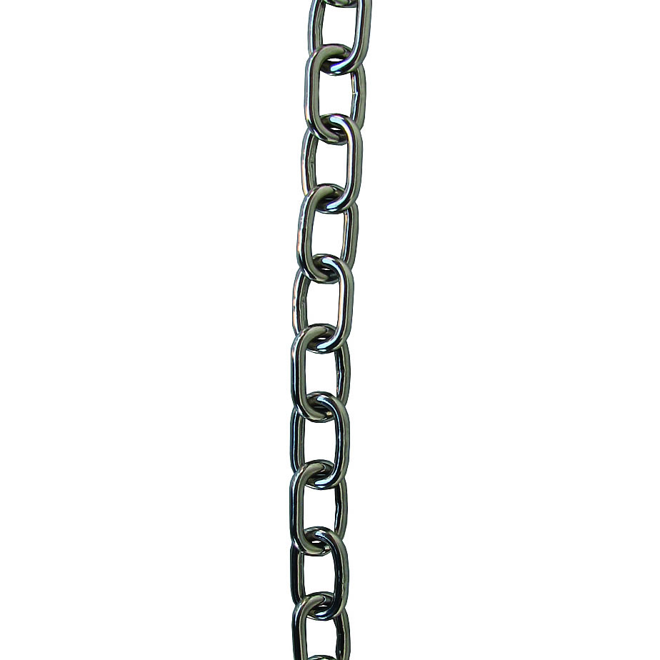 Stainless Steel Swing Chain (per set)