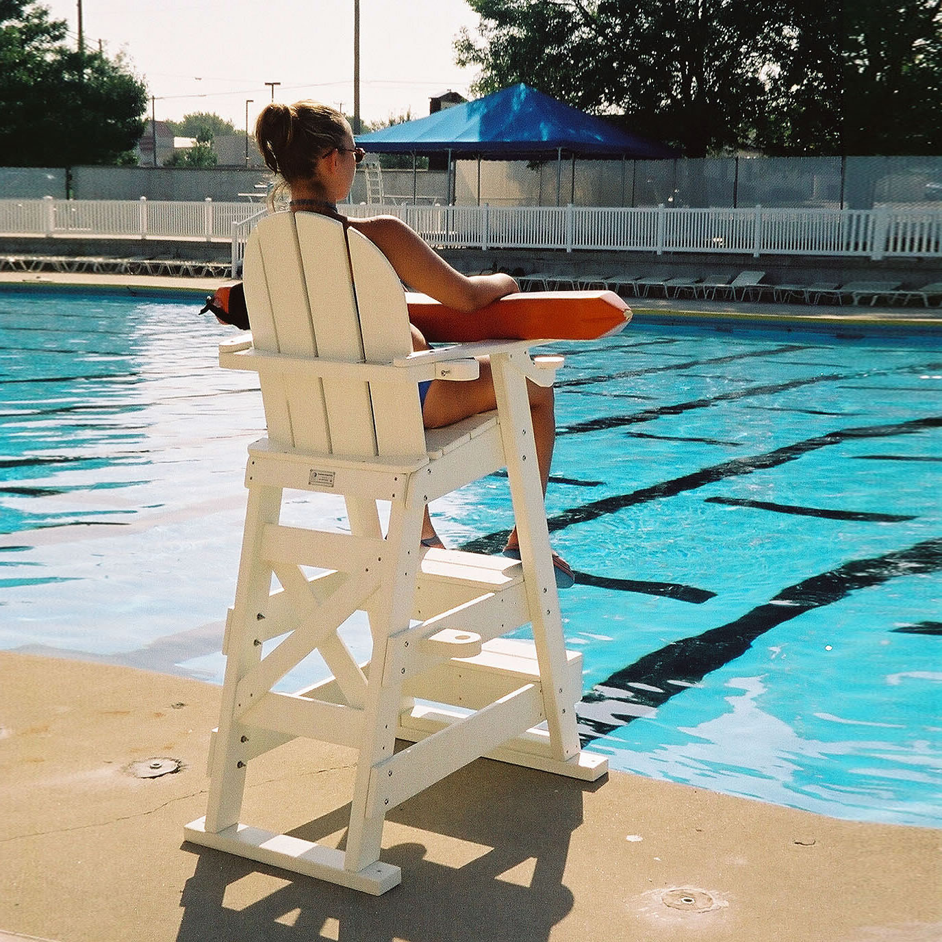Attractive Tailwind LG510 Lifeguard Chair