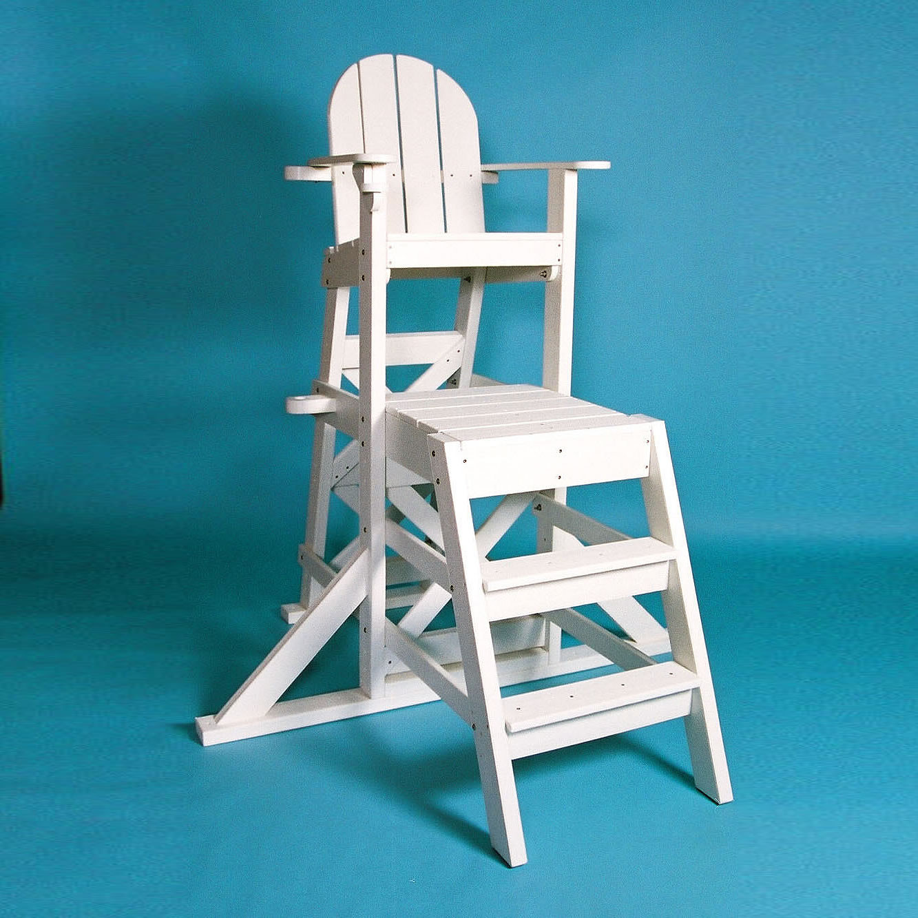 Tailwind MLG525 Medium Lifeguard Chair with Front Ladder