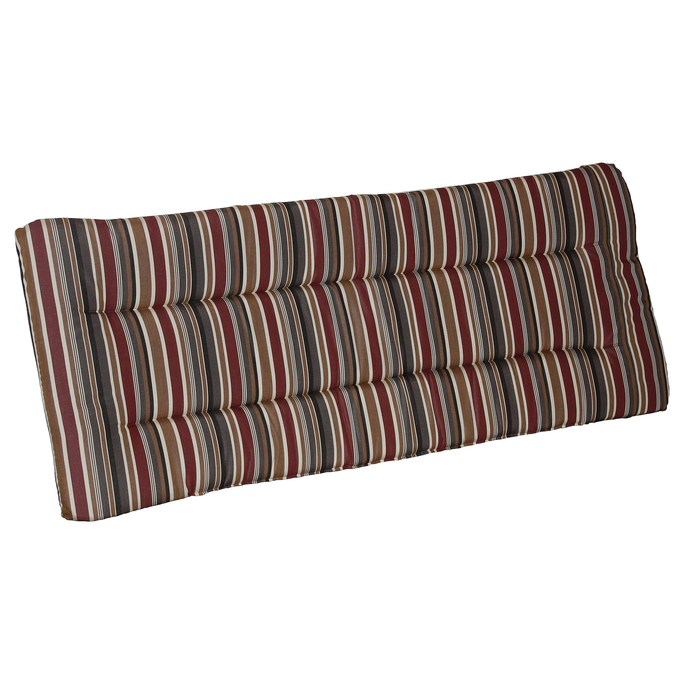 Tie-Ons included - 5 ft Swing Back Cushion