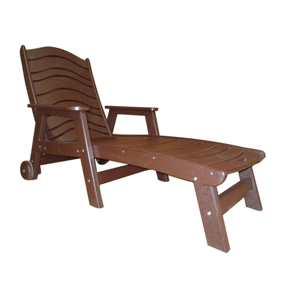 Perfect Choice Traditional Chaise Lounge