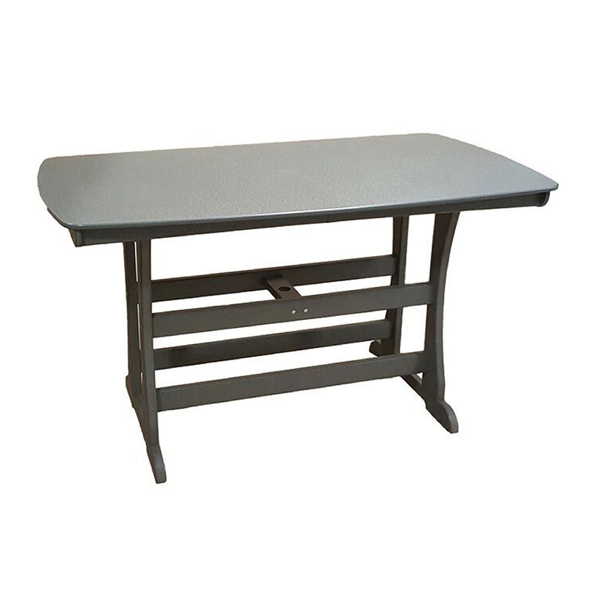 """Perfect Choice Traditional 72"""" Bar Height Table"""