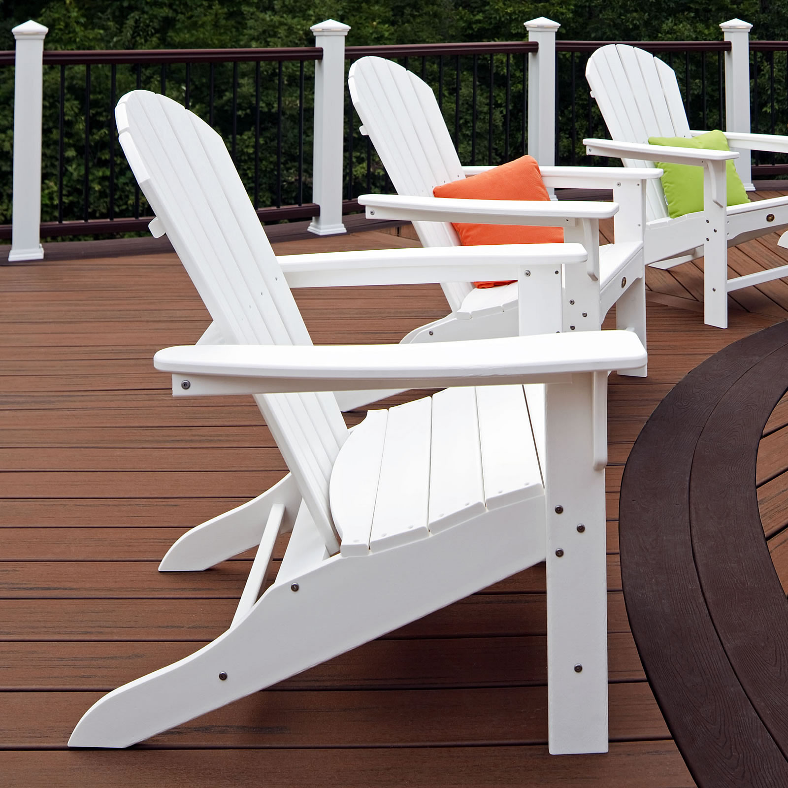 Great Trex® Outdoor Furniture Cape Cod Adirondack Chair