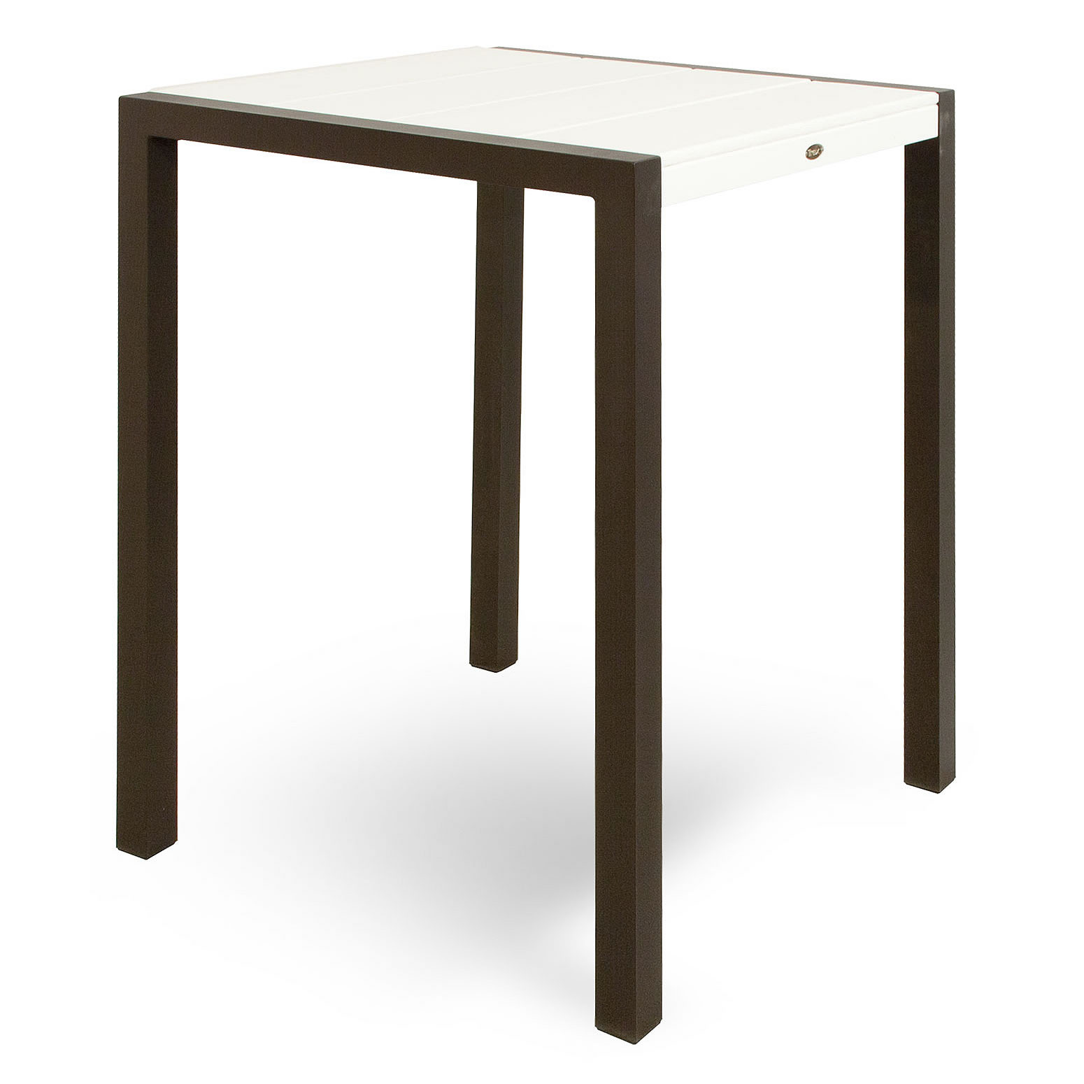 Trex® Outdoor Furniture Surf City 30 In Bar Table