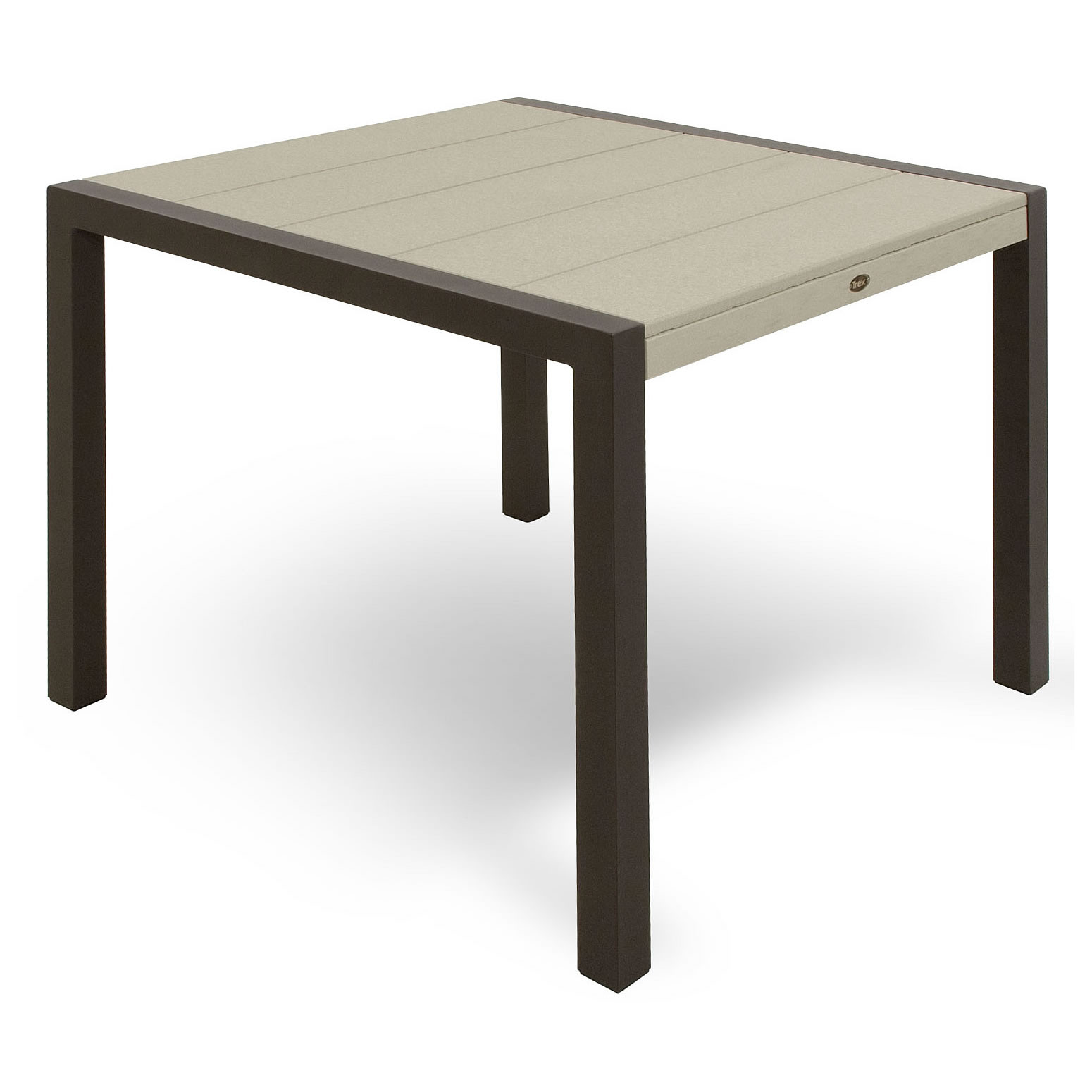 Trex® Outdoor Furniture Surf City 36 In Dining Table