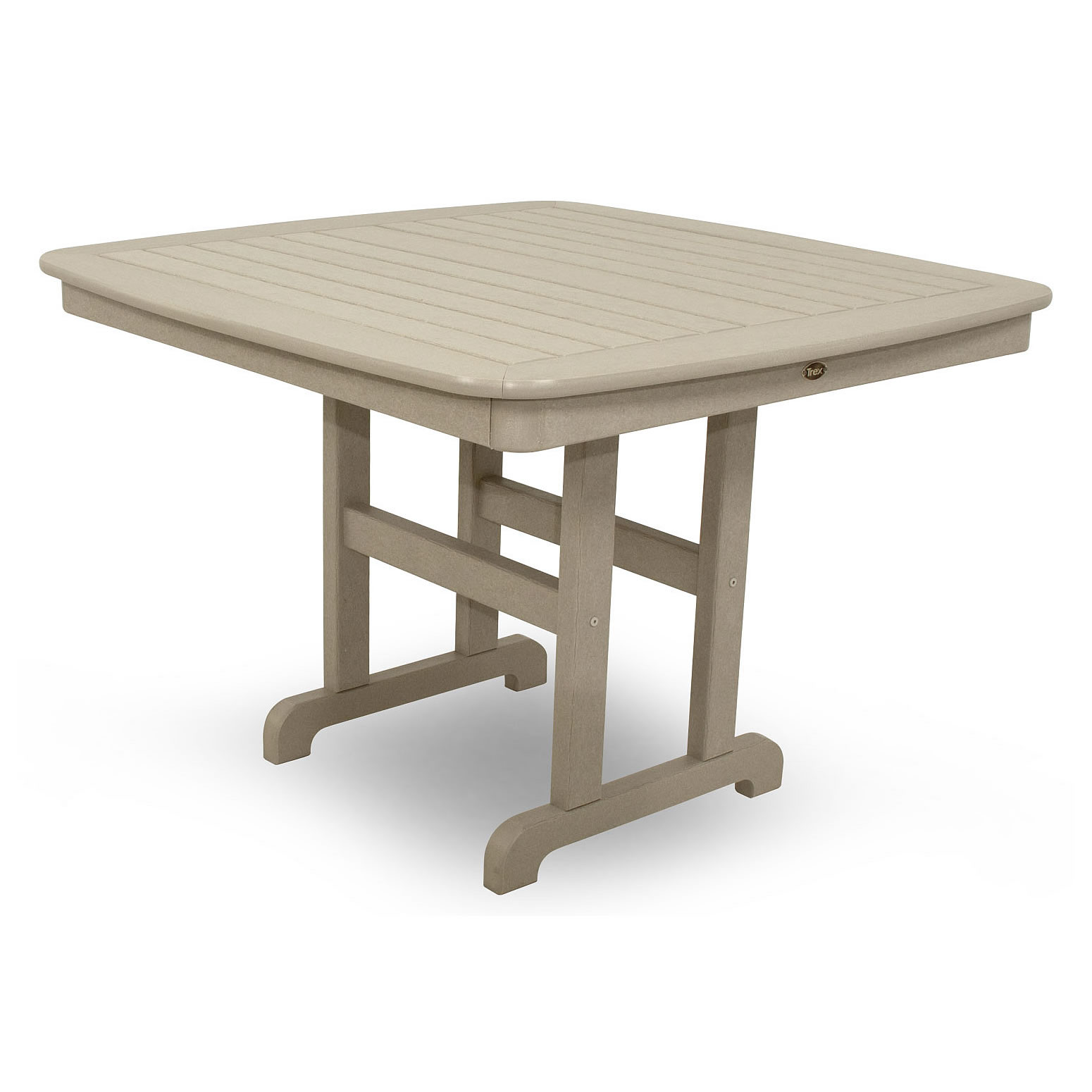 Trex Outdoor Furniture Yacht Club 44 in Dining Table