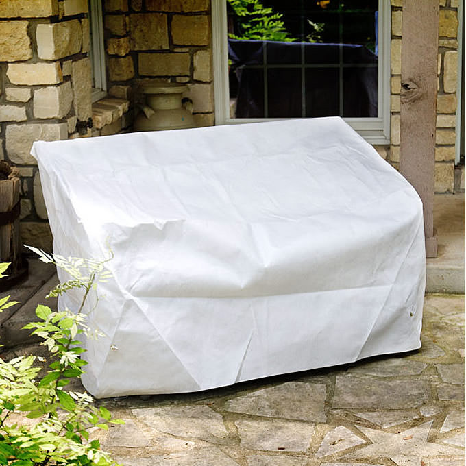 KoverRoos Tyvek Deep Seating LoveSeat/Settee Cover