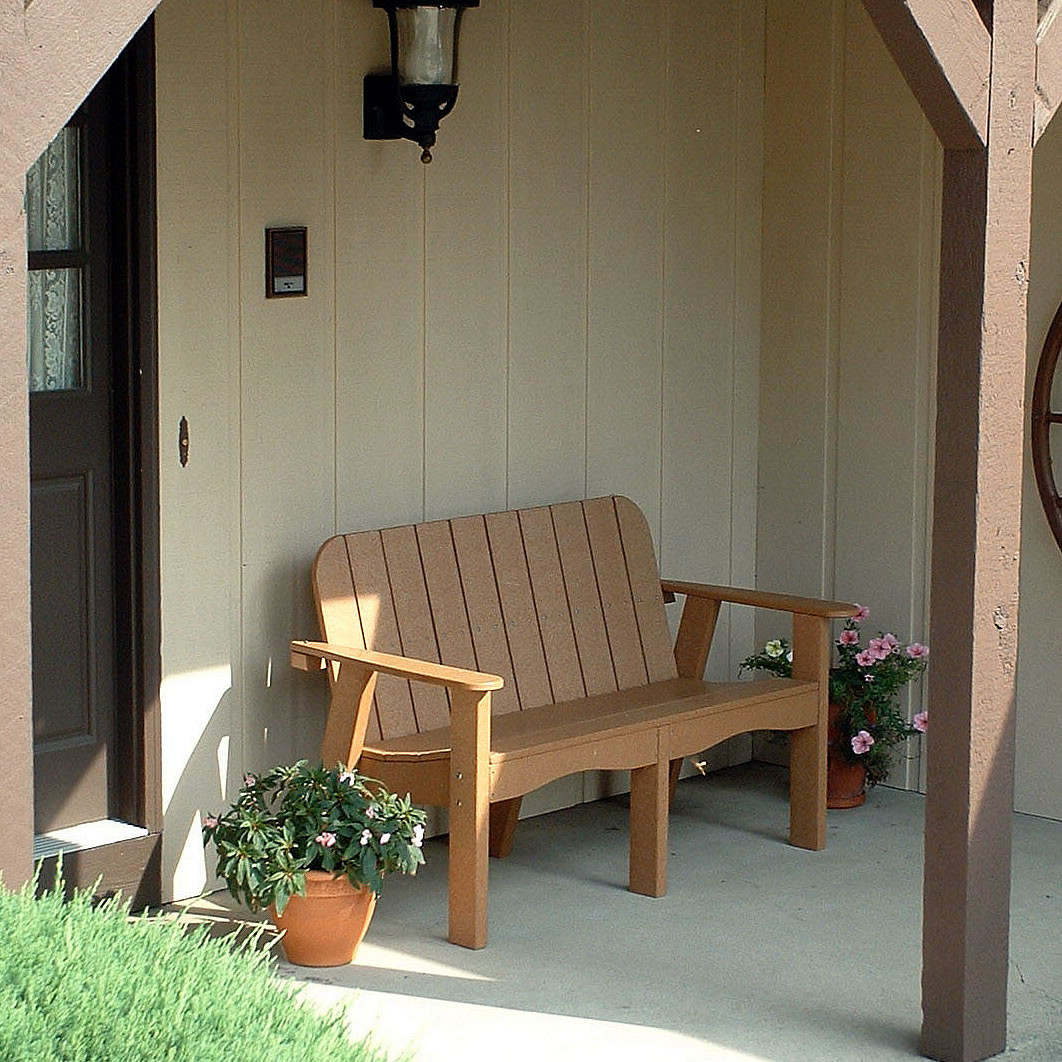 Tailwind Victorian Bench - Seats Two