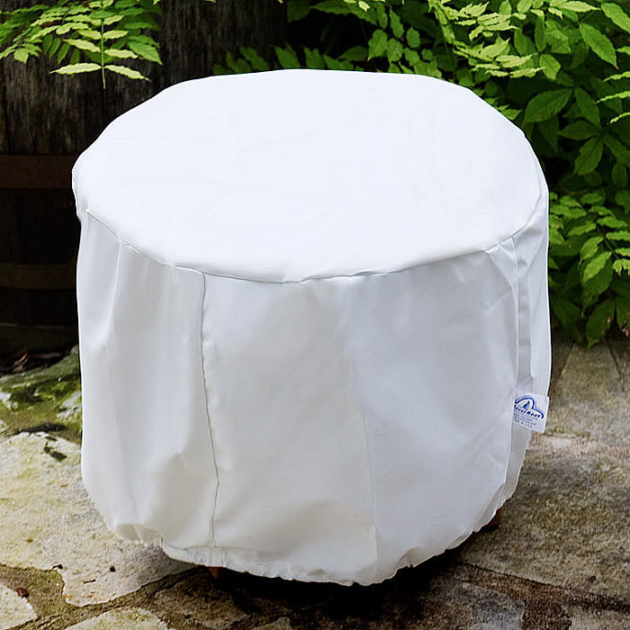 Koverroos Tyvek Round End Table Cover