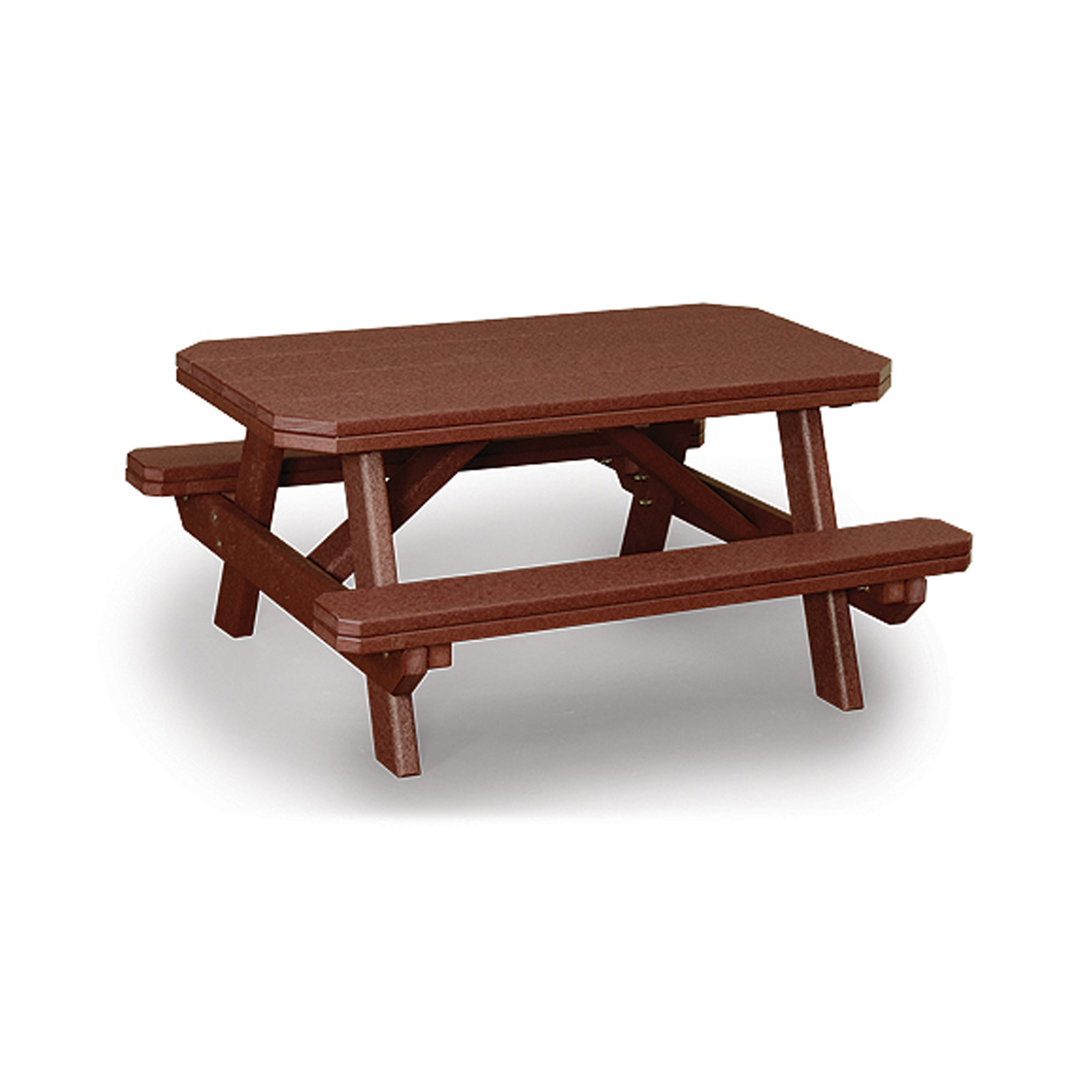 Amish Poly Wood Childs Picnic Table