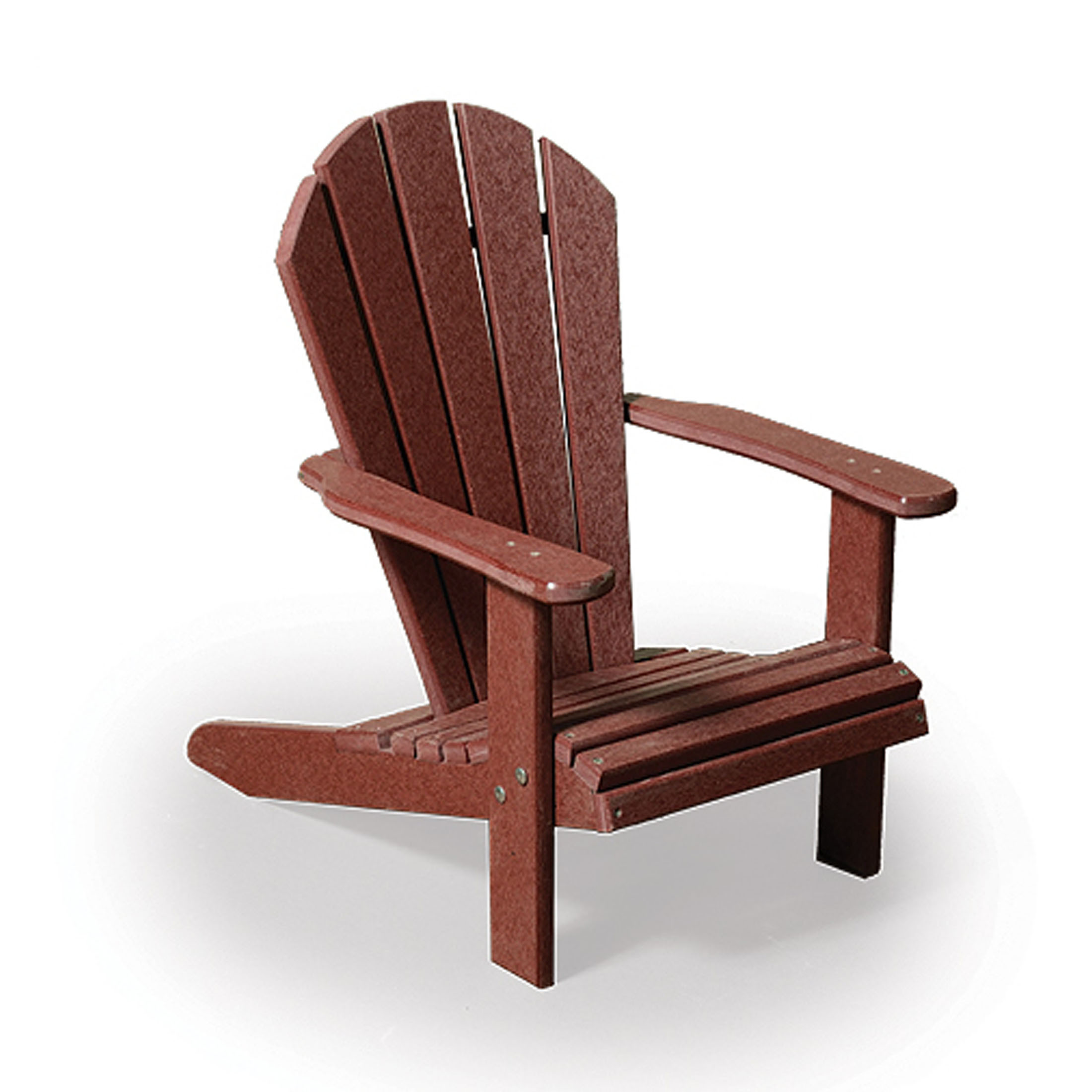 Amish Poly SeaAira Child's Adirondack Chair