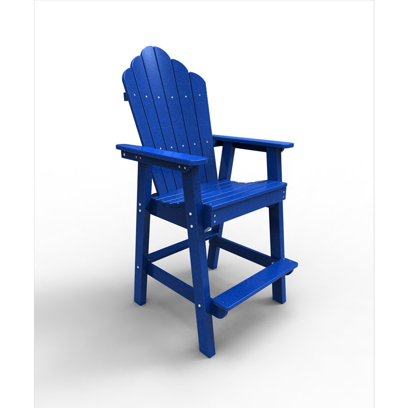 Malibu Outdoor Yarmouth Bar Chair