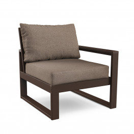 POLYWOOD® EDGE Modular Right Arm Chair