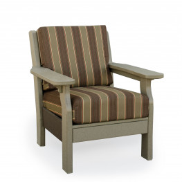 Amish Poly Wood Van Buren Chair