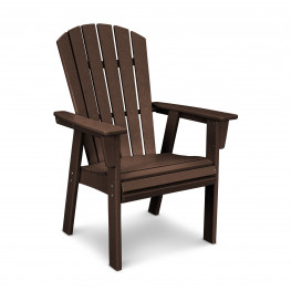 POLYWOOD® Nautical Adirondack Dining Chair