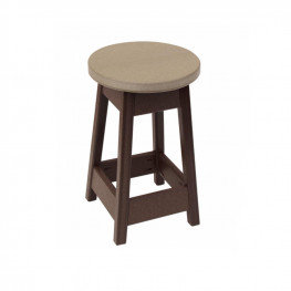 Amish Poly Counter Height Patio Stools