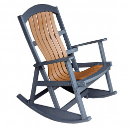 Amish Poly Wood Classic Lite Rocker