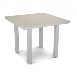 POLYWOOD® Euro MGP 36in Dining Table