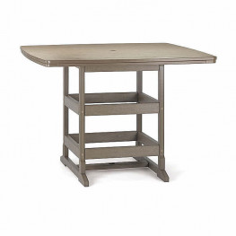 Breezesta™ 58 x 58 Inch Square Bar Table