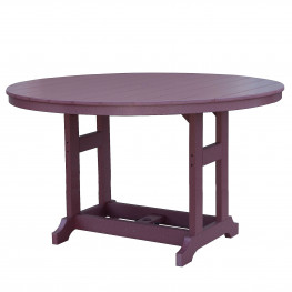 Berlin Gardens Garden Classic 60 in Round Bar Table