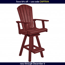 Captiva Casual Pub Chair
