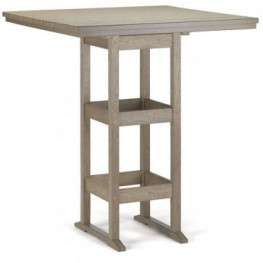 Breezesta™ 36 x 36 Inch Square Bar Table