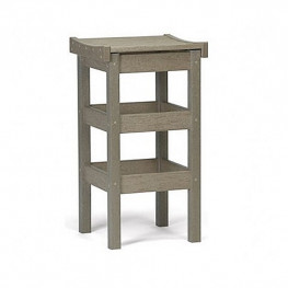 Breezesta™ Bar Stool With Contoured Seat