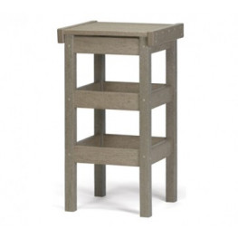 Breezesta™ Bar Stool With Flat Seat