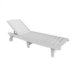 Malibu Outdoor Delray Chaise Lounge