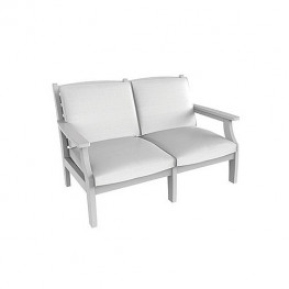Malibu Outdoor Maywood Love Seat