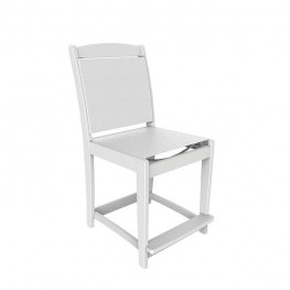 Malibu Outdoor Maywood Sling Counter Side Chair (Sold in pairs)