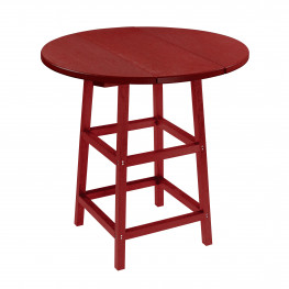 Captiva Casual 32 in Round Pub Table