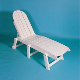 Chaise Lounge - No Arms