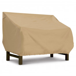 Classic Accessories Terrazzo Large Sand Patio Bench Seat Cover