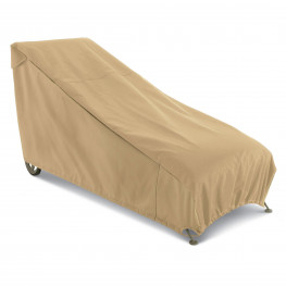 Classic Accessories Terrazzo Sand Patio Chaise Cover