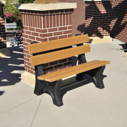 Colonial 4' Bench
