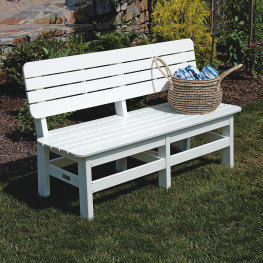 Malibu Outdoor Country 60 in Bench