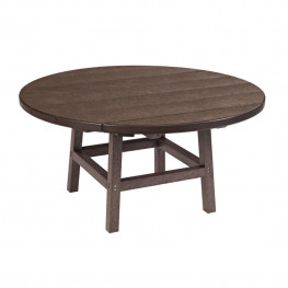CR Plastics 32in Round Pub Height Table with Legs