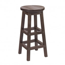 CR Plastics Generations Swivel Bar Stool