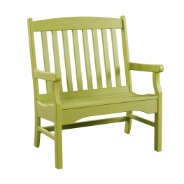 Sunnyside Poly 3 ft Garden Bench
