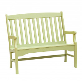 Sunnyside Poly 4 ft Garden Bench
