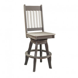 Conestoga Poly Swivel Patio Side Chair