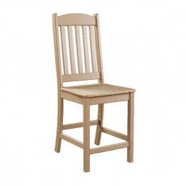 Sunnyside Poly Balcony Side Chair