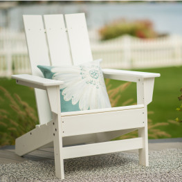 Durogreen Outdoor Aria Adirondack Chair
