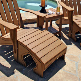 Eagle One - Foot Stool For Adirondack Chair
