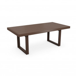 POLYWOOD® EDGE 39in x 78in Dining Table